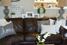 Risse's New Home Decor / Cute, cozy, ZOIE-PROOF decor