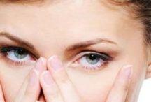 cara menghilangkan kerutan dibawah mata dan dahi