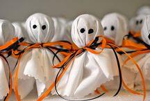 Halloweenské Sladkosti