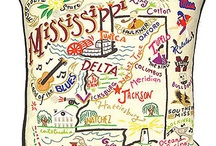 Great Gift Ideas for a Mississippi Southern Belle  / Gift Ideas for all occasions that any southern belle will love! Simply Southern !  Every Mississippi Magnolia loves her state and these gifts will show it !