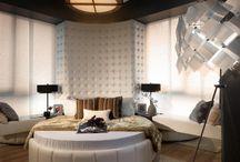 modern master bedroom design