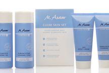M.Asam CLEAR SKIN - Yağlı ve Problemi Ciltler