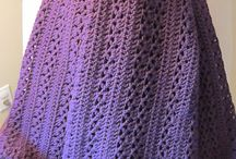 country cosy afghan