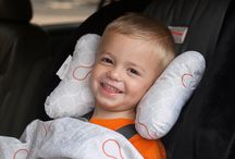 Kopfstütze Kindersitz