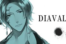 Shall we date? Angel or devil - Diaval