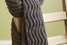 knitting / by Jillian Krause