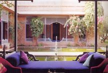 Middle Eastern Courtyard Gardens