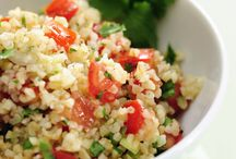 Yummy Vegetarian Dishes / These meatless meals are full of nutrients, and of course, flavor!