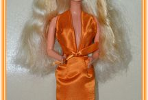 Clothes I made for Barbie