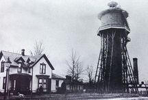 Historical Photos. / The site now occupied by Wellfield Botanic Gardens has been the city's main well field once the late 1880s. About 70% of Elkhart City's drinking water is pumped from wells in the Gardens.