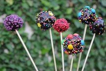 Cake Pops/Balls