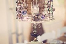 Lampshade Remix / Inspring and creative ways to upcycle and remake lampshades.