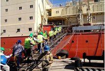 Alumnos de Maestría en Ing. Naval realizaron visita a la FIUBA / La Facultad de Ingeniería de la Universidad Nacional de Asunción sigue llevando con gran éxito la Maestría en Ingeniería Naval con énfasis en embarcaciones fluviales que se lleva en conjunto con la Universidad de Ingeniería de Buenos Aires (FIUBA).