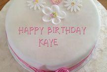 Birthday Cake With Name Qamar ~ Ayesha s cakes posts facebook