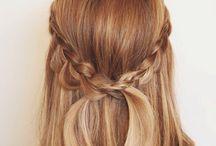 braids &hairstyle