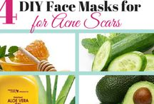 DIY Face Mask For Acne Scars