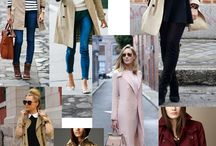 A- Loved Trench coats♥