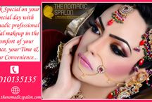 Look Special On Your Special Day With #TheNomadicSpalon