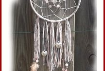 DreamCatchers and Macrame / Dreamcatchers and Macrame designs made by me