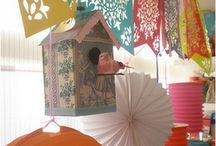 Mexicana Mood Board / Brights on black, Frida Kahlo, Day of the Dead, fiesta, sunny and joyful
