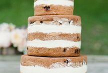 Wedding cakes  / Cakes or other cake alternatives