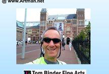 Throwback Thursday Tom Binder Fine Arts