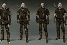 The art of The Witcher 3 Wild Hunt: Marek Madej / http://wasdart.altervista.org/witcher-3-marek-madej/