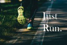 Running / by Brianna Ringler