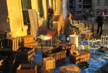 European Flea Markets / Photos from flea markets all over Europe that I love to shop at