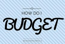 Budget & Budgeting Tips
