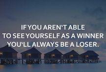 Be a Winner
