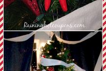 Elf on the shelf ideas / by Allison Cottrell Jones