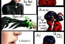 Ladybug comic