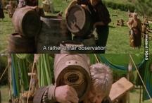 Hobbit Humor / by Sam G