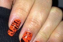 Mina naglar / My nail art
