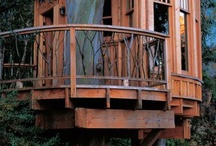 Tree Houses / by Carrie Heil-Jansen