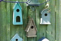 Vtáčie búdky