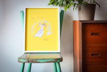 TUTA & COCO | As seen on / Preserve your children's art.