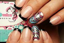 Любимая работа /маникюр /дизайн ногтей /роспись ногтей