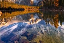 Teton Lakes & Rivers / From remote alpine lakes to the long and winding Snake River, the bodies of water in and around Grand Teton National Park are some of the many natural features that draw visitors to this area.