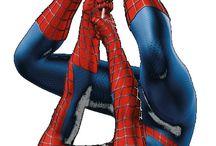 Boys Spider-Man room