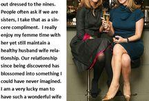 Men as wifes