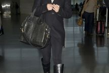 Celebrities at JFK Airport / See your favourite celebrities at JFK Airport.