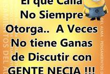 Frases en español
