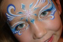 facepainting ideas / different face painting images to try