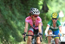 Women's Racing / Women's racing, women's time trailing, women's cyclocross - all thing female and bike / by Charlie Jennings