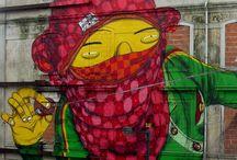STREET ART PORTUGAL