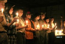 Crossover Ceremonies / Induction ceremonies, Arrow of Light, Webelos, Bridging - whatever you want to call them!