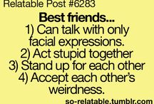Best friends ^_^