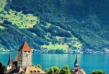Travel Switzerland ♡ / #switzerland #schweiz #travel #europe